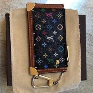Louis Vuitton Accessories - 🦋Louis Vuitton key chain coin/credit card holder
